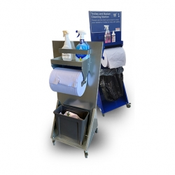 Mobile Cleaning Stations