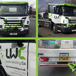 New vehicle livery